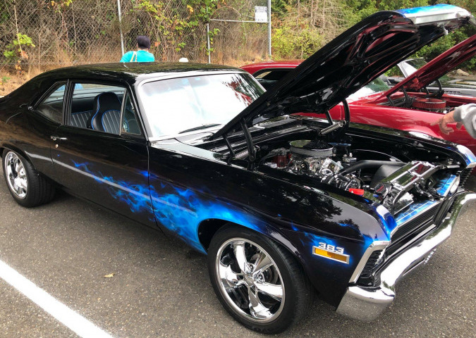 Doofers Car Show in Renton Washington